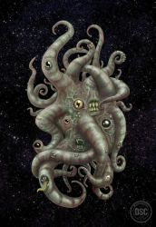 Azathoth the primal chaos by Lauramei