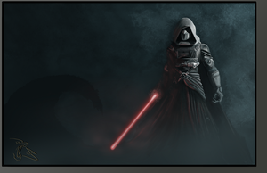 Sith Lord Revan by TheSilverBoy
