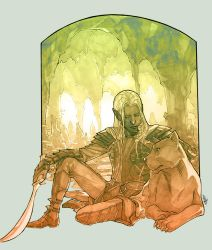 Drizzt Do'Urden- les companons by wind-box