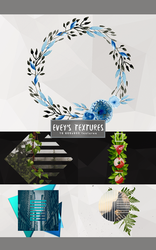 #30 Textures Pack - Dirty Road by Evey-V