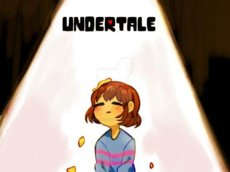 undertale by infinatequanaux