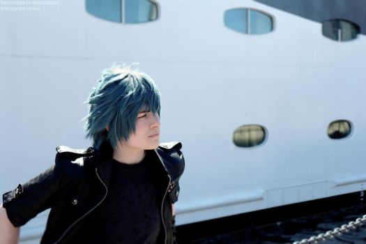 [FFXV Cosplay] Crown Prince of Lucis by Luxris