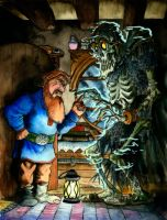 Tom Bombadil part 4 by Loneanimator
