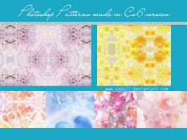 Primaveral patterns by Coby17
