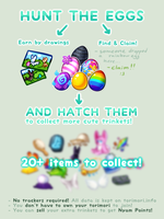{open} {Torimori} Easter Event 2018 Promo! by Alisenokmice