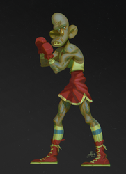 boxing2 by xGaBBeRx