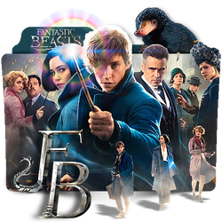 Fantastic Beasts and Where to Find Them v6 folder by zenoasis