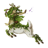[Gift] Druvia stamp by BUGHS-22