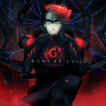 Googleplier: Don't be Evil by Ozumii