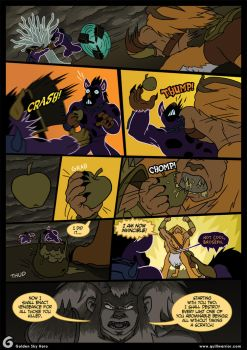 Golden Sky Hero ~ Chapter 8, Page 6 by The-Quill-Warrior