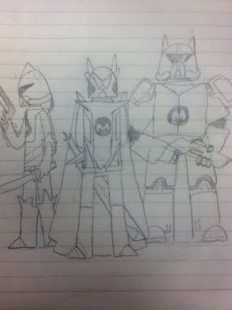 Metal Military (Contest Entry) by VinebombReincarnated