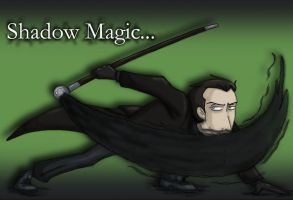 Shadow Magic by Expression
