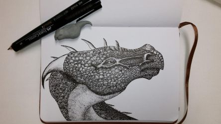 Scaled Dragon Profile by Freeflier181