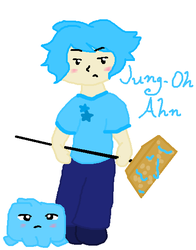 Jung-Oh Ahn by Ask-The-Otekki-Crew