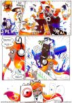 First Match! Splat Jam vs Vitamin INK - Page 21 by TamarinFrog