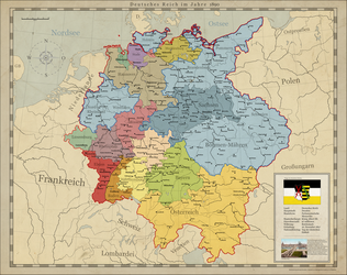 Saxony unites Germany by Arminius1871
