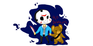 Delirious and his Teddy Bear! by RaakxhyrShapeshifter