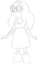 connie sketch by ohverwhelming
