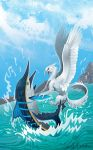 Ragna and the Sailfish by Griffin-Fire