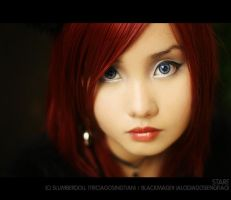 Stare by BlackMageAlodia