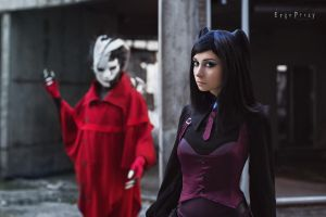 ERGO PROXY: find out the truth by MiraMarta
