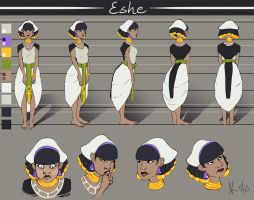 Eshe Turnaround by Tanize