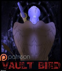 COMIC: Vault Bird by Backlash91