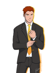 Wily Wally West by Kiniki-Chan