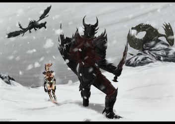 CE - Skyrim contest by Do-El