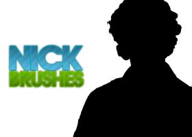 Nick Brushes by playwithmiley