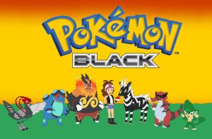 Team K-Phoria Pokemon Black
