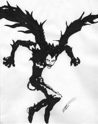 +3rd Place Ryuk+ by Violent-Hatred