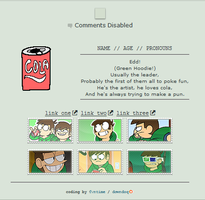 cool cola kid - f2u page code by sellbot