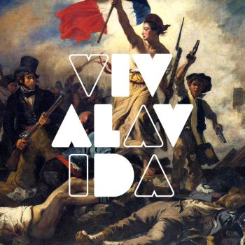 Coldplay - Viva La Vida (Alternate Album Cover 2) by ruffsnap