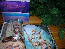 *The Anthro Art Anthology by LadySerpent