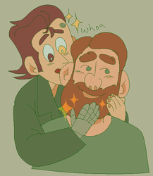 your beard is so soft do you shampoo it by Shirzo
