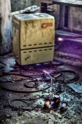 Remains00 by MatericLook
