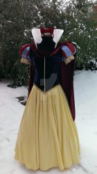Snow White Deluxe Costume: Finished by AllenGale