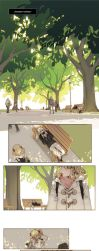 Amongst Us 9. Text by shilin