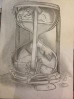 Time is running out by doodle-turtle