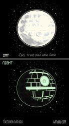 That's no moon by WirdouDesigns