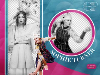 Pack Png 307 // Sophie Turner by confidentpngs