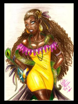 New Orleans OC :APH: by Galatea-DNegro
