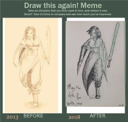 StarWars Before-After by Sobola