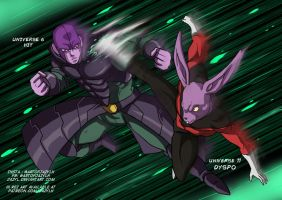 Battle of Speed by JazylH