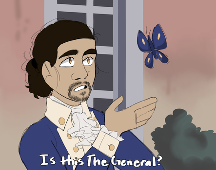 Is This The General by VanillaToffee