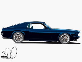 '69 Fastback by cityofthesouth