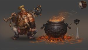 Ogre Cook by Grey-Seagull
