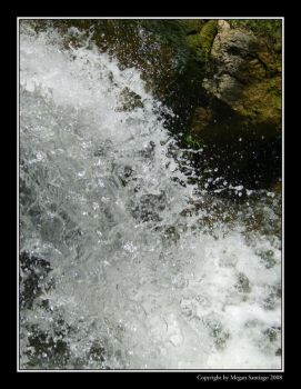 Waterfall 3 by ravynfaire