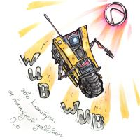 Claptrap by amelcore